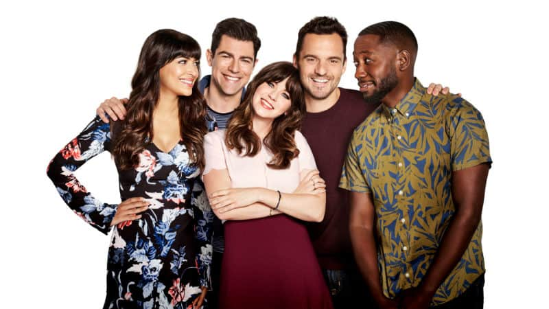 Best Netflix Comedy Shows - New Girl