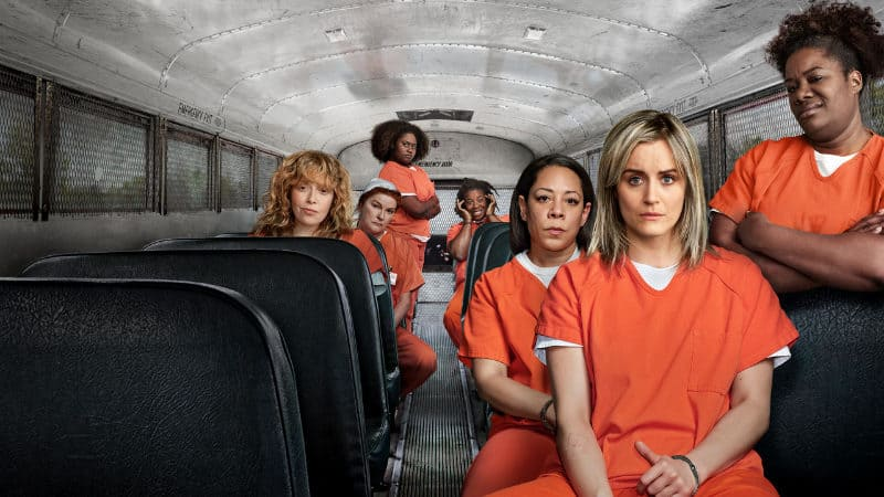Best Netflix Comedy Shows - Orange is the New Black