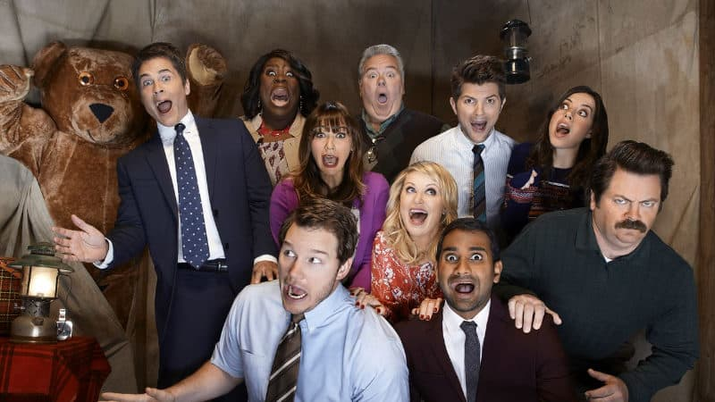 Best Netflix Comedy Shows - Park & Recreation