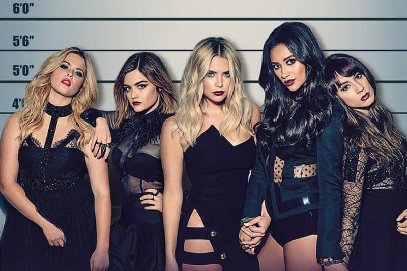 Best Netflix Comedy Shows - Pretty Little Liars