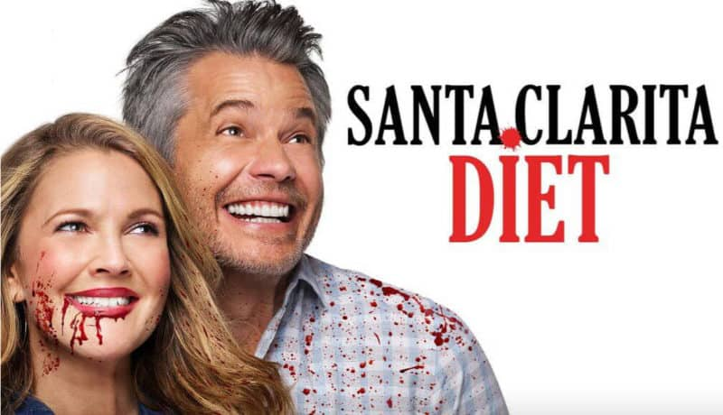 Best Netflix Comedy Shows - Santa Clarita Diet