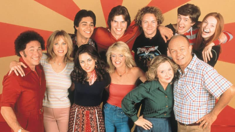 Best Netflix Comedy Shows - That 70's Show