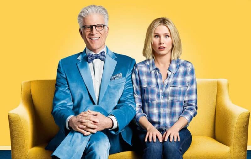 Best Netflix Comedy Shows - The Good Place