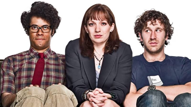 Best Netflix Comedy Shows - The IT Crowd