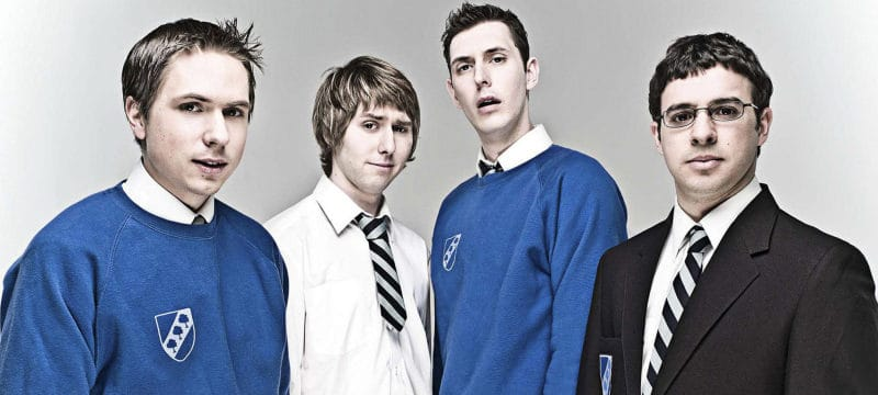 Best Netflix Comedy Shows - The Inbetweeners