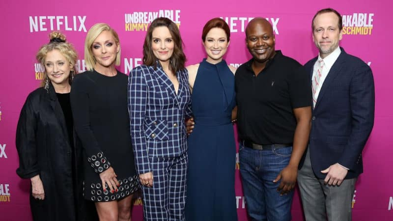 Best Netflix Comedy Shows - Unbreakable Kimmy Schmidt