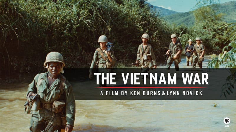 Best Netflix Documentaries - The Vietnam War