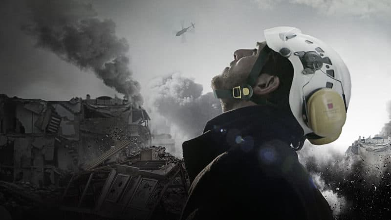 Best Netflix Documentaries - The White Helmets