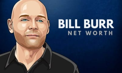 Bill Burr's Net Worth