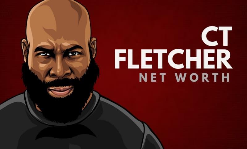 C.T. Fletcher Net Worth