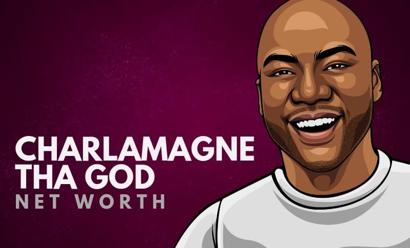 Charlamagne Tha God's Net Worth