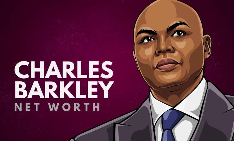 Charles Barkley's Net Worth