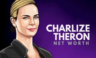 Charlize Theron's Net Worth