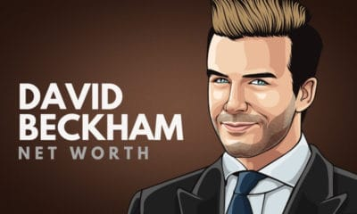 David Beckham's Net Worth