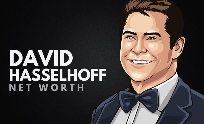 David Hasselhoff's Net Worth