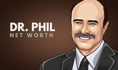 Dr Phil's Net Worth