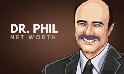 Dr Phil's Net Worth