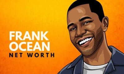 Frank Ocean's Net Worth