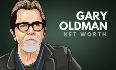 Gary Oldman's Net Worth