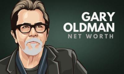Gary Oldman's Net Worth