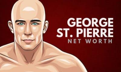 George St Pierre's Net Worth