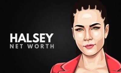 Halsey's Net Worth