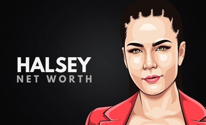 Halsey's Net Worth