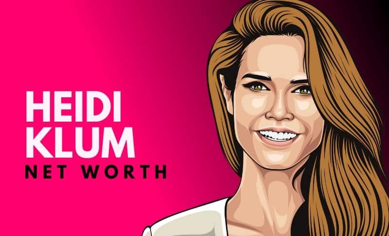 Heidi Klum's Net Worth