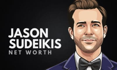 Jason Sudeikis' Net Worth