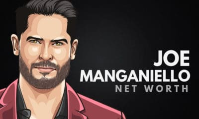 Joe Manganiello's Net Worth