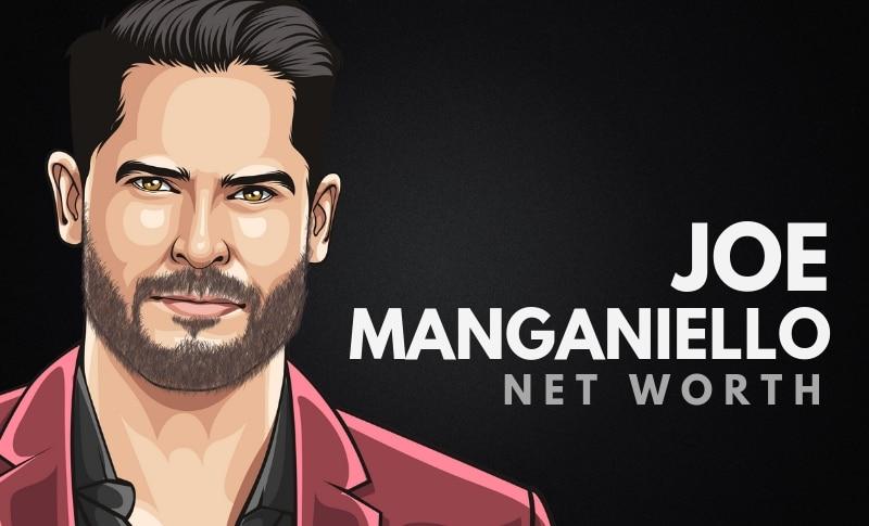 Joe Manganiello's Net Worth