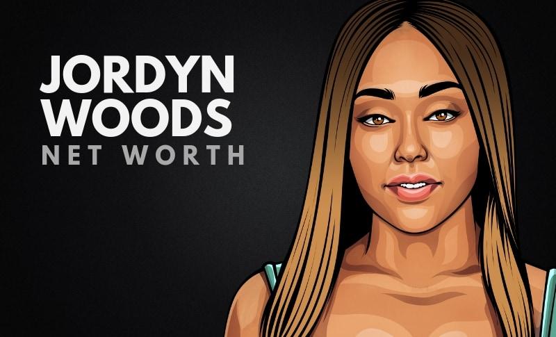 Jordyn Woods' Net Worth