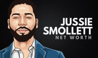 Jussie Smollett's Net Worth