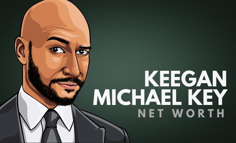 Keegan-Michael Key's Net Worth