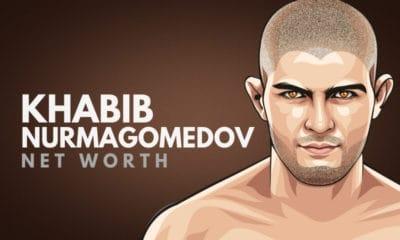 Khabib Nurmagomedov's Net Worth