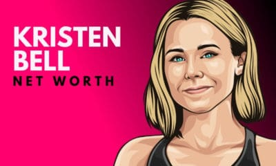 Kristen Bell's Net Worth