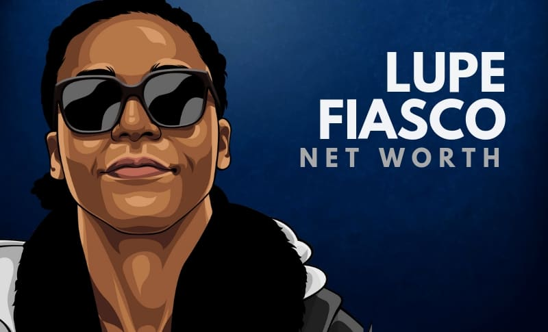 Lupe Fiasco's Net Worth