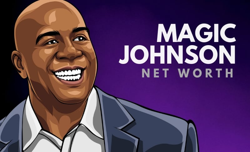 Magic Johnson's Net Worth