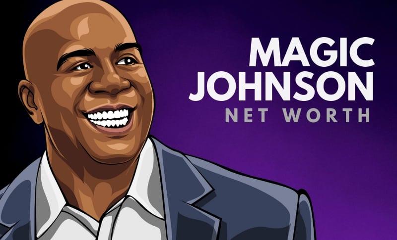Magic Johnson Net Worth