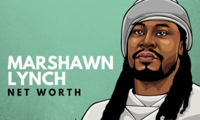 Marshawn Lynch's Net Worth