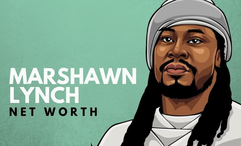 Marshawn Lynch's Net Worth