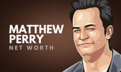 Matthew Perry's Net Worth