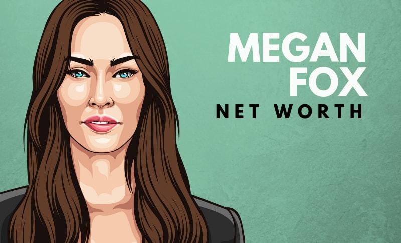 Megan Fox's Net Worth