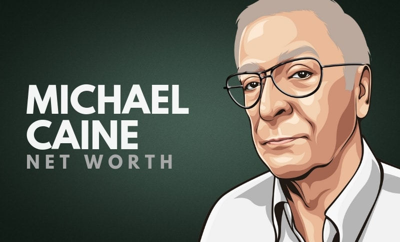 Michael Caine Net Worth