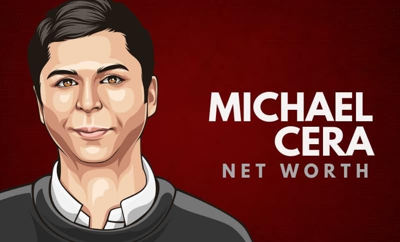 Michael Cera's Net Worth