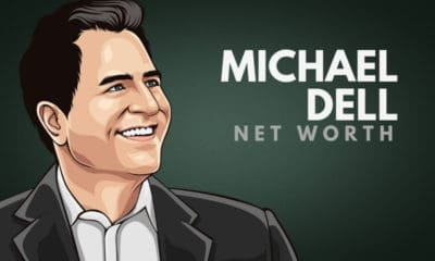 Michael Dell's Net Worth