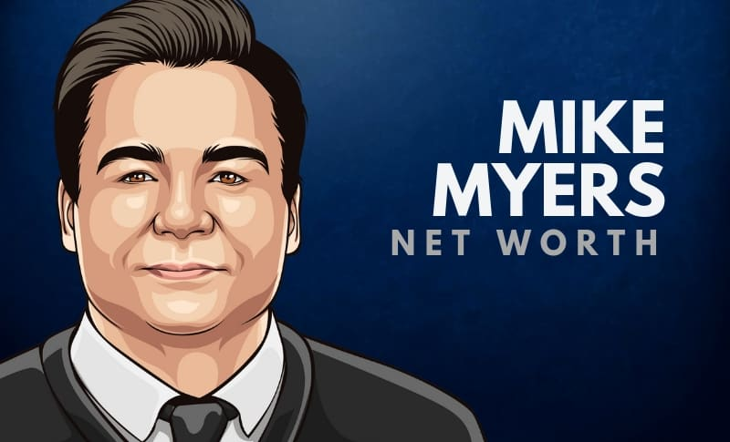 Mike Myers' Net Worth