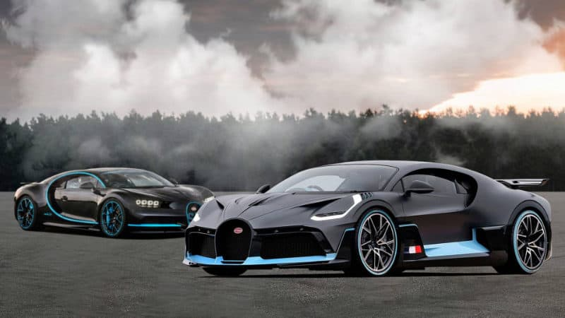 Most Expensive Cars - Bugatti Divo
