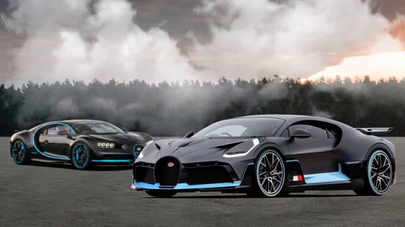 Most Expensive Cars - Bugatti Divo