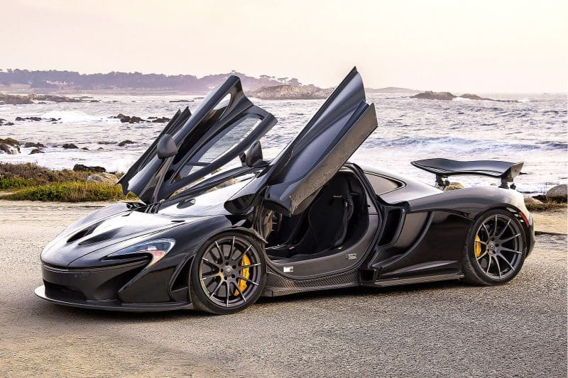 Most Expensive Cars - McLaren P1